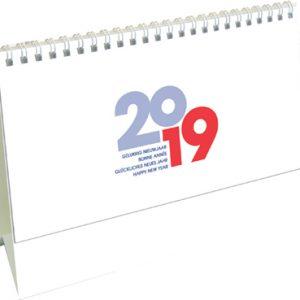Bureaukalender 2019 Classic cover