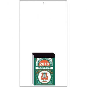 Scheurkalender Huisvriend 2019