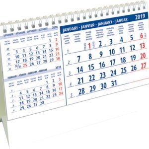 Bureaukalender 2019 Classic