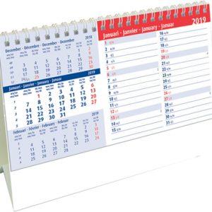 Bureaukalender 2019 Classic memo