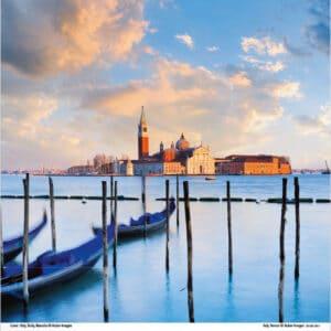 Muurkalender Mediterranean 2020 januari