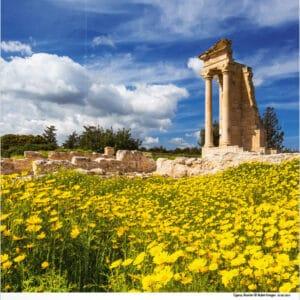 Muurkalender Mediterranean 2020 september