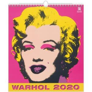 Kalender Andy Warhol 2020