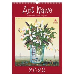 Kalender Art Naive 2020