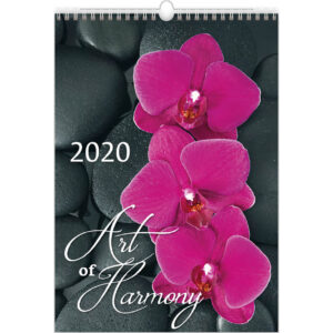 Kalender Art of Harmony 2020