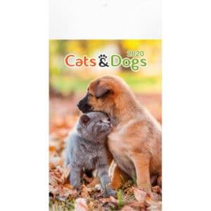 Kalender Honden & Katten 2020