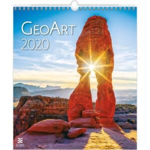 Muurkalender Geo Art 2020
