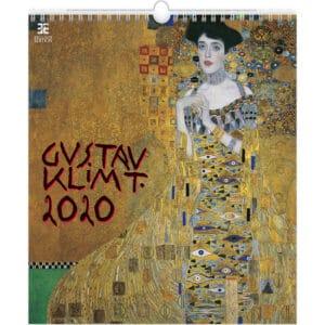 Kalender Gustav Klimt 2020