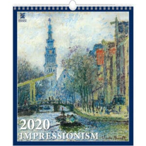 Kalender Impressionism 2020