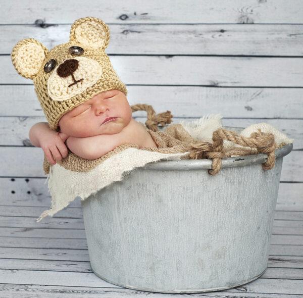 Muurkalender Babies 2020 januari