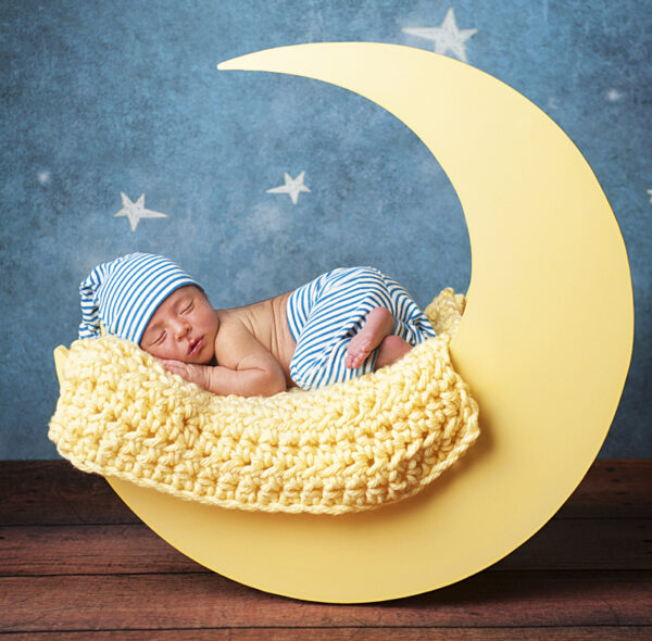 Muurkalender Babies 2020 April