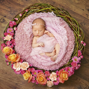 Muurkalender Babies 2020 Mei