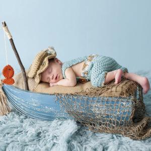 Muurkalender Babies 2020 Augustus