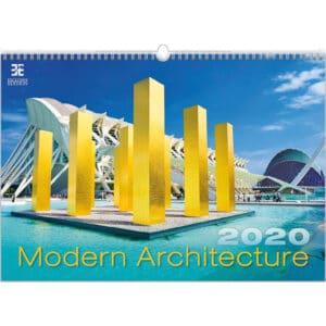 Kalender Modern Architecture 2020