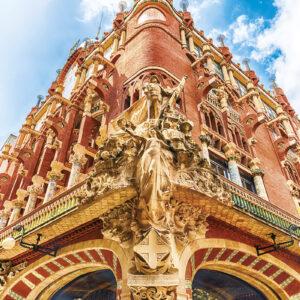 Kalender Antoni Gaudi 2020 januari