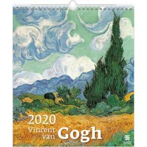 Kalender Vincent Van Gogh 2020