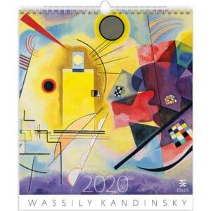 Kalender Wassily Kandinsky 2020
