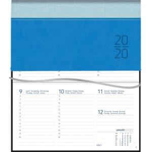 Agenda Novoplan 2020 Gebonden blauw