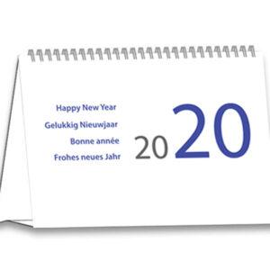Bureaukalender International 2020 cover