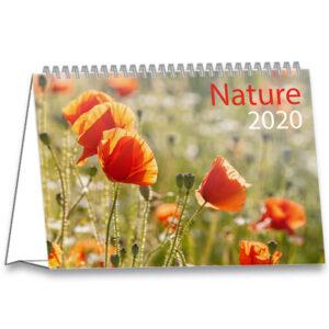 Kantoorkalender Nature 2020