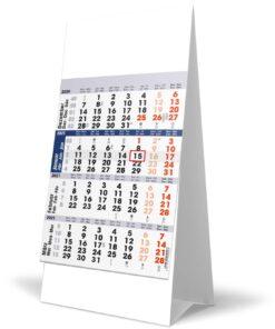 Kantoorkalender 4-maand 2021