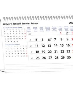 Kantoorkalender International 2021