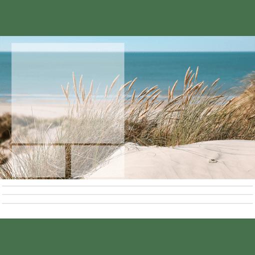 Kantoorkalender Silent Moments 2021 Augustus