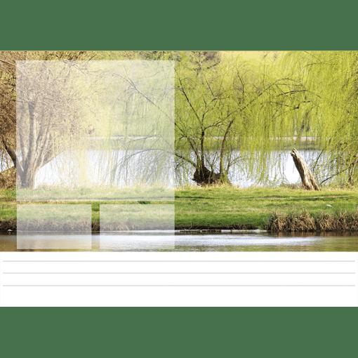 Kantoorkalender Silent Moments 2021 Maart
