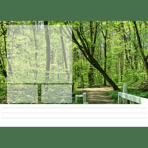 Kantoorkalender Silent Moments 2021 Mei