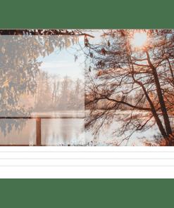 Kantoorkalender Silent Moments 2021 Oktober
