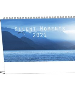 Kantoorkalender Silent Moments 2021