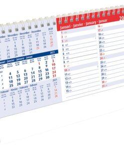 Kantoorkalender Belgium Memo 2021