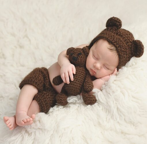 Muurkalender 30x30 Babies 2021 Maart