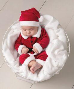 Muurkalender 30x30 Babies 2021 December