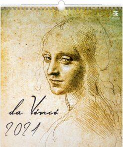 Kunstkalender Leonardo da Vinci 2021