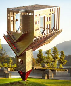 Muurkalender Modern Statues 2021 September