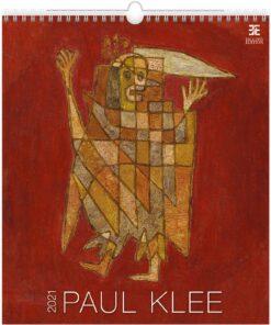 Kunstkalender Paul Klee 2021