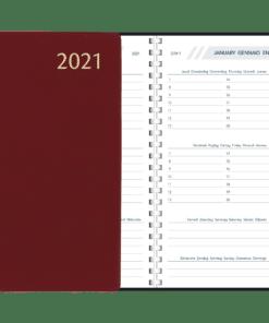 Agenda Visuplan spiraal Bordeaux 2021