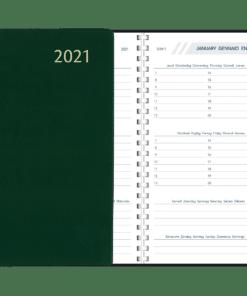 Agenda Visuplan spiraal Groen 2021