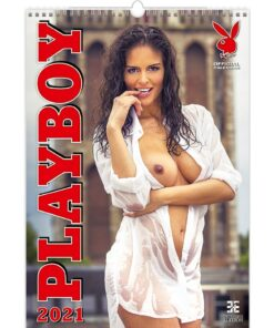 kalender pin-up playboy 2021