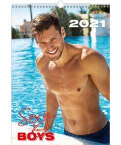 Kalender Sexy Boys 2021