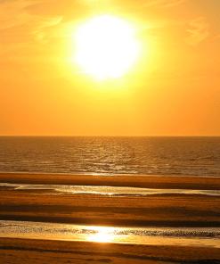 Muurkalender Sunny Days 2021 Augustus