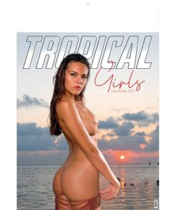 Kalender pin-up Tropical Girls 2021