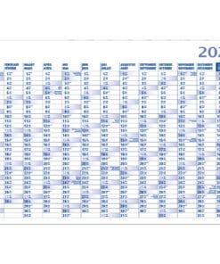 Jaarplanning 2021