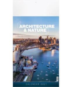 Kalender Architecture & Nature 2021