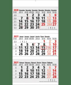 3-maand Maxi 2021