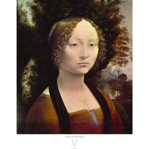 Kunstkalender Leonardo da Vinci 2022 Mei