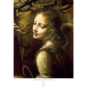 Kunstkalender Leonardo da Vinci 2022 Oktober
