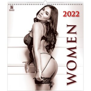Muurkalender pinup Women 2022