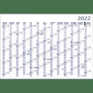 Jaarplanner 2022
